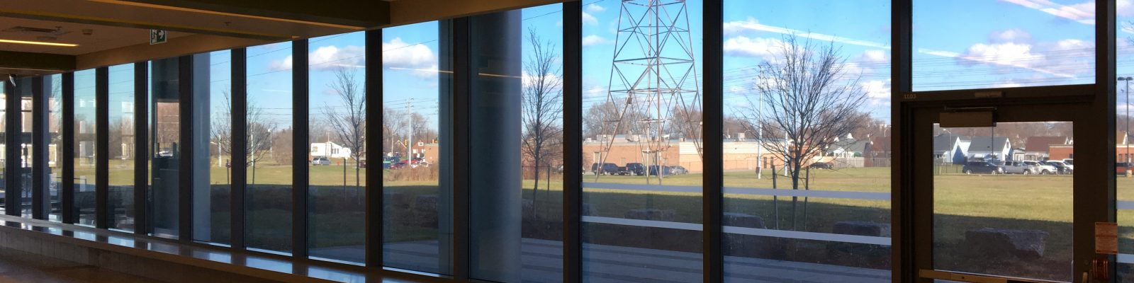 Commercial Glass Coatings & Tinting